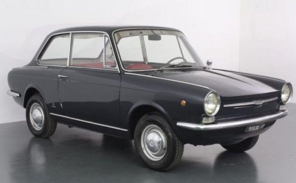 1965 Fiat 850 Vignale
