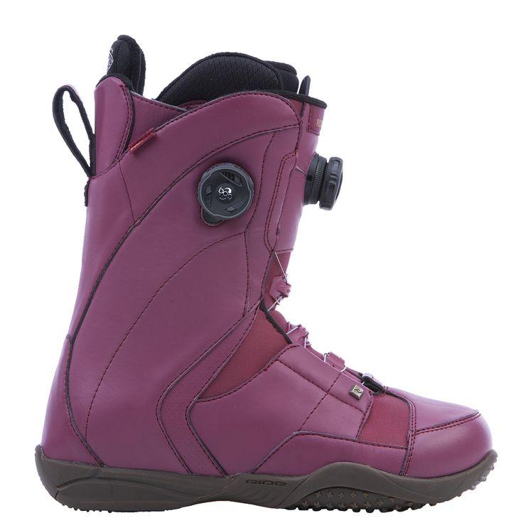 Hera Boots | Women's Snowboard Boots | Ride Snowboards 2014-2015