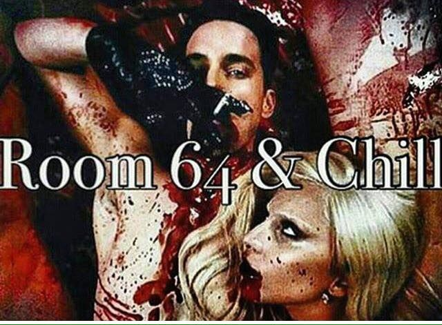 Countess Elizabeth & Donovan - American Horror Story Hotel