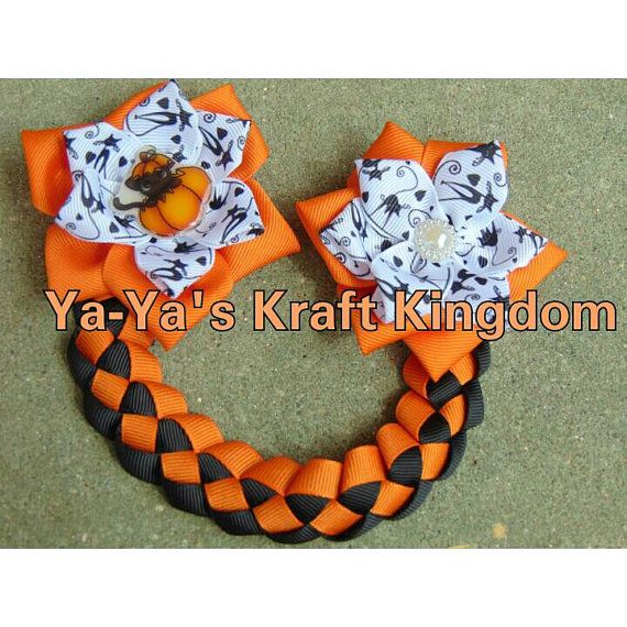 Check out this item in my Etsy shop https://www.etsy.com/listing/248301316/halloween-bun-wrap