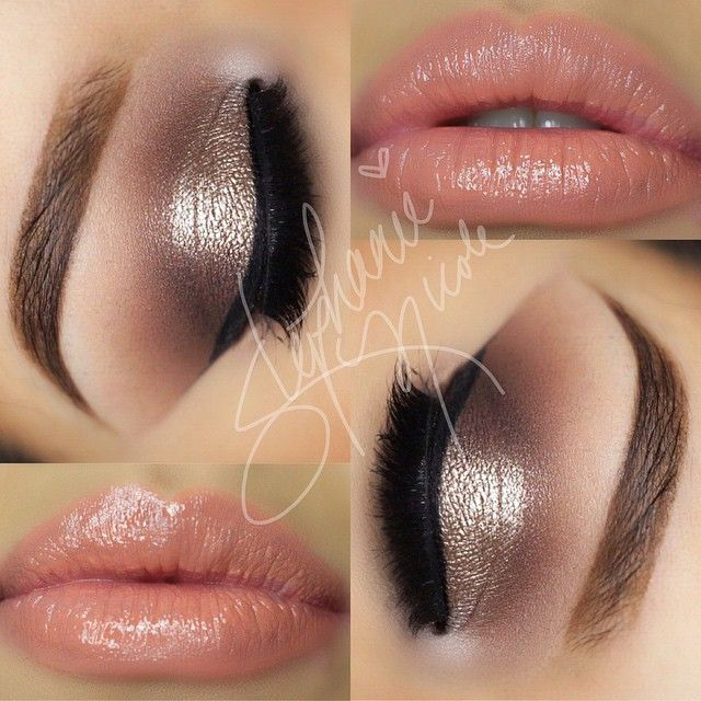 This look is perfect for a holiday party if you didn't want to do the red lip or smokey eye thing! A little bit of glitz, but soft and pretty. Xx
