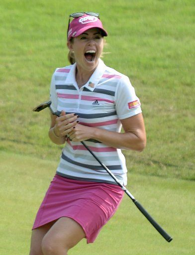 Paula Creamer... #women #golf #outfit    LPGA officials released the final field today for next week's Swinging Skirts LPGA Classic, the tour's first event in the Bay Area in 3 1/2 years. As expected, the field includes Bay Area native P