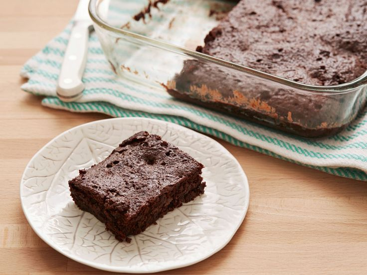 Microwave Brownies recipe from Ham on the Street via Food Network