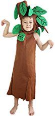 Candace: My niece Celestine is wearing a tree costume that I made for her. I made this costume completely from scratch using foam, fabric, paint, fall leaf garland, wire hangers, and...