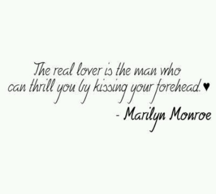 Forehead Kiss Love Quotes : Forehead kisses