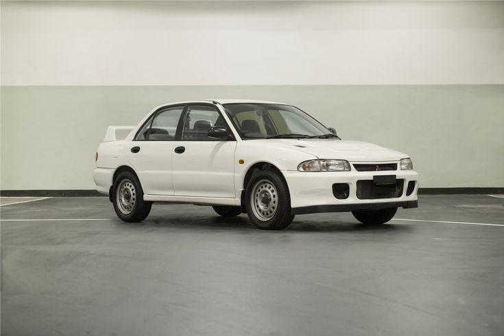 1995 Mitsubishi Evolution Lancer Evo 2 RS
