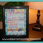 What a fun way to let a paraprofessional/parapro  know you appreciate them. Whether you are an administrator and you print this to give to the para...