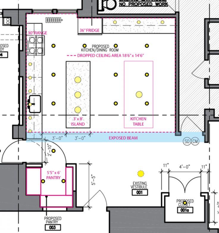 Kitchen Design Triangle: 39 Best Professional Kitchen Design Images On Pinterest
