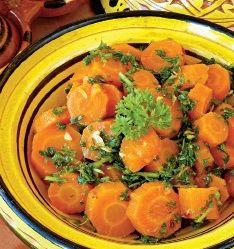 Soté de morcovi