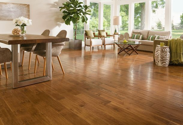 Maple Hardwood Flooring from Armstrong                                                                                                                                                                                 More