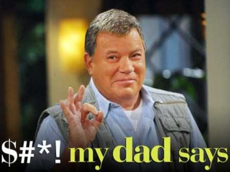 What can I say? Shatner made me laugh