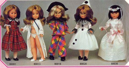 La Muñeca Nancy: catálogo de 1987