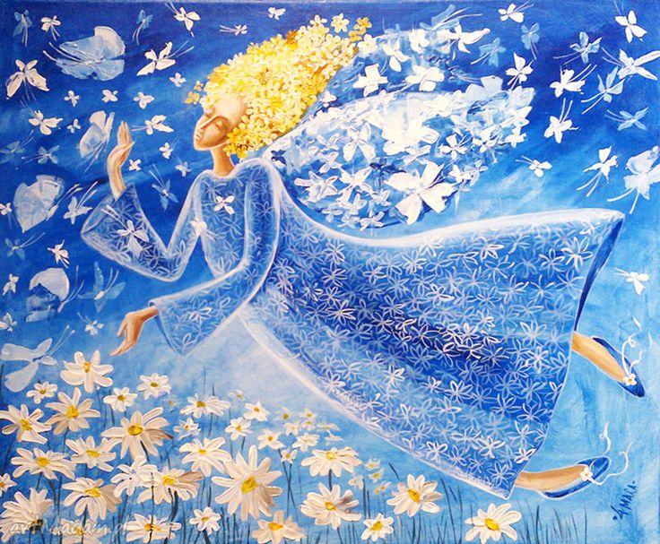 Marina Czajkowska ~ Lightness of Being His