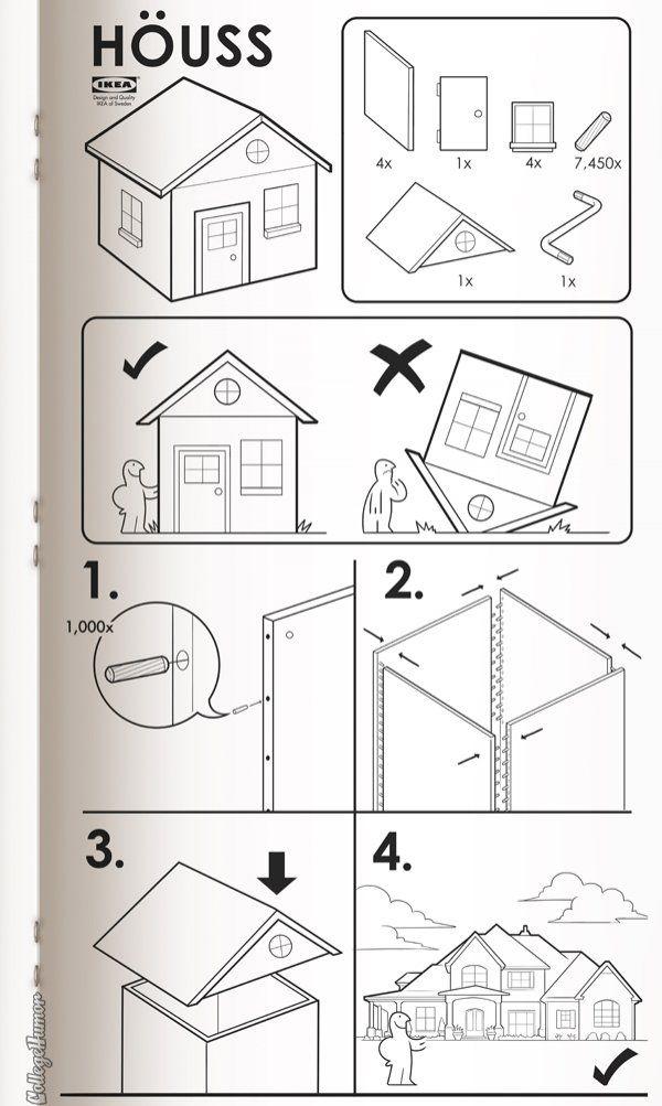 instruction ikea insolite 02 Instructions Ikea insolites