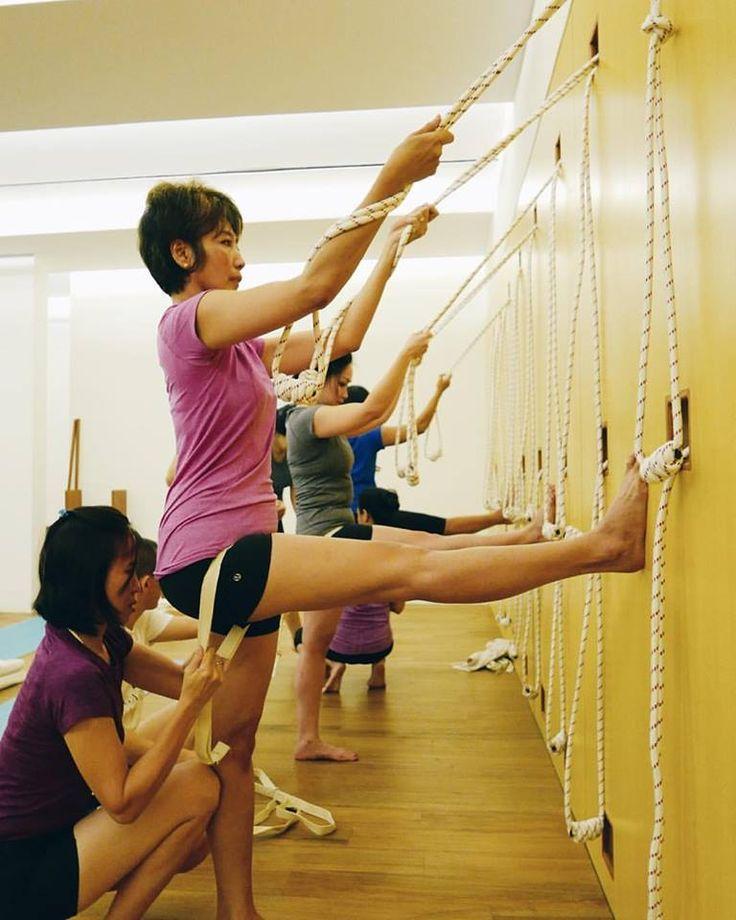 Yoga Dham #Iyengar #Yoga Center #Jakarta #Indonesia