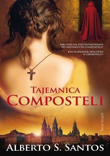 Okładka książki Tajemnica Composteli