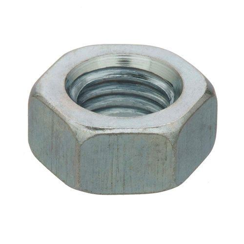 Crown Bolt 84780 5/8 Inch-18 Yellow Zinc-Plated Fine Grade 8 Hex Nuts, 10-Count by Crown Bolt. $8.76. From the Manufacturer                Hex nuts are for general applications and are used with bolts and washers of the same finish. The most commonly used nut, they are often found in deck and fence building. The called out size is the inner diameter and the number of threads per inch or thread pitch.
