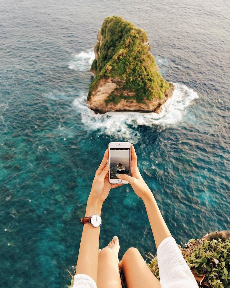 We take photos as a return ticket to a moment otherwise gone. (Photo via @nanagunawaan) #DanielWellington