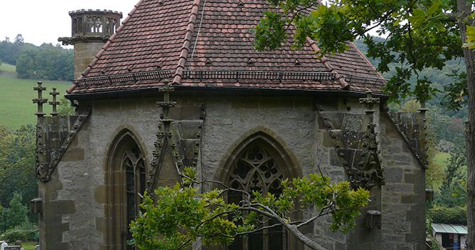 Creglingen, Herrgottskirche