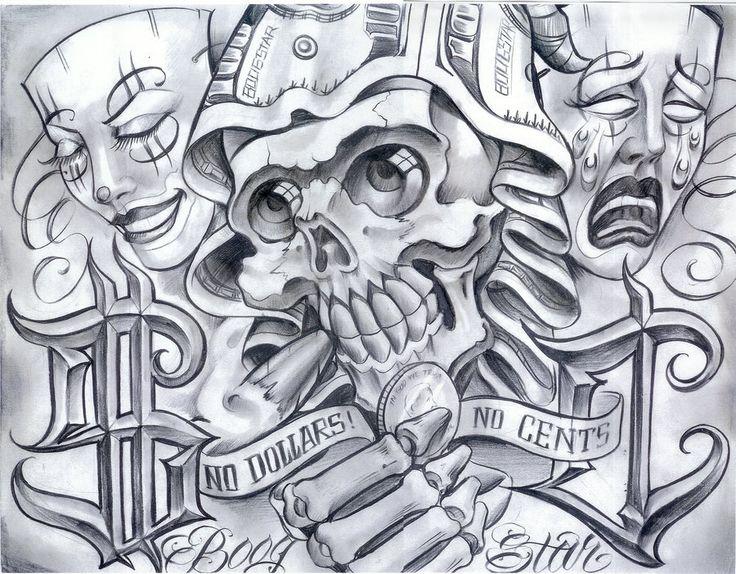 chicano_tattoos_by_gatunoman-d3d80y8.jpg (900×702)