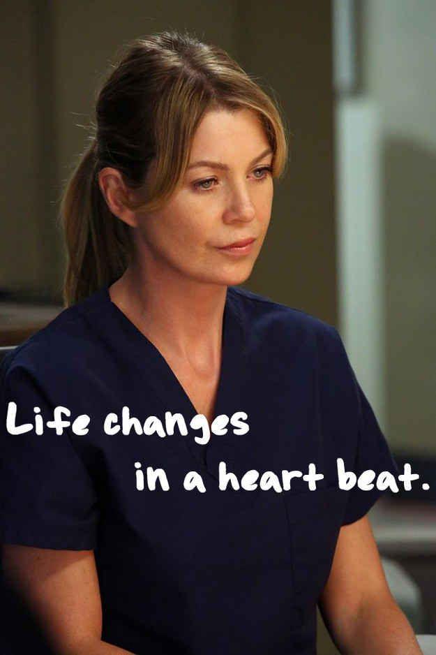 123 best GREY\'S Anatomy images on Pinterest   Grey anatomy quotes ...