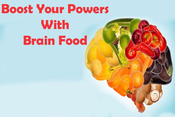 Boost Your Powers With Brain Food Research from Stanford University in Los Angeles showed that 10 percent of all dementia is due to a vitamin B1 deficiency.
