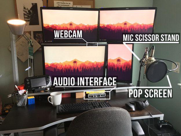 Best Game Room Setup Ever