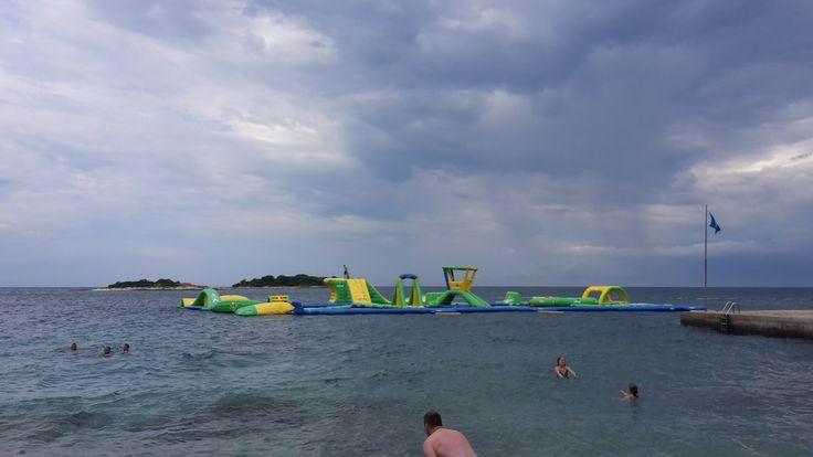 Croatia - Laguna Poreč - aquapark