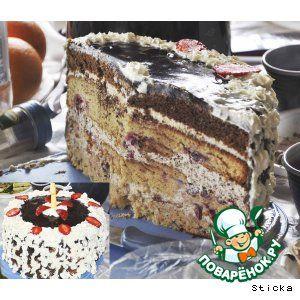"Торт ""Лучший"""": Сметана(250 гр - на 1 корж) — 1 л Мука пшеничная(0,5 стакана…"