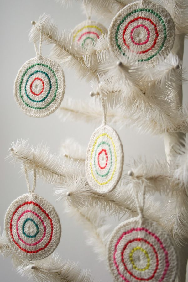 Whit's Knits: Crochet Candy Ornaments