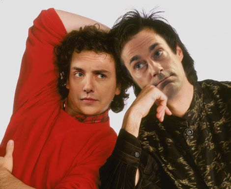 Campbell and Draper, Perfect Strangers