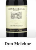 Don Melchor 2009 | 94 pts. | Wine Spectator | March 2012 + Don Melchor 2007 | 94+ pts. | Robert Parker's Wine Advocate | February 2012 - go get a bottle!!!!