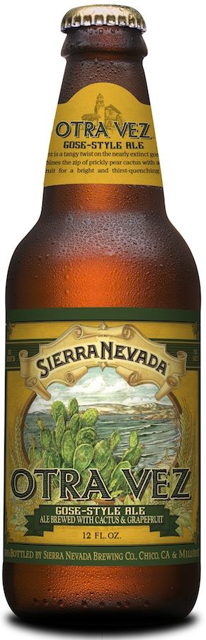 Sierra Nevada is going big with this less-known German #beer style. Will the greater craft crowd embrace the gose? @Cheers