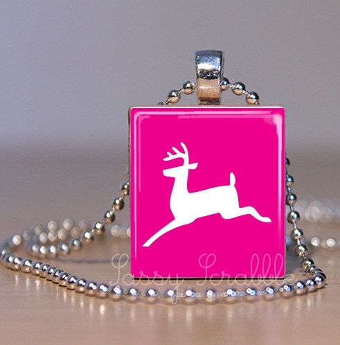 107 best scrabble tile pendants images on pinterest country song john deere inspired jewelry deer john by sassyscrabble find this pin and more on scrabble tile pendants mozeypictures Images