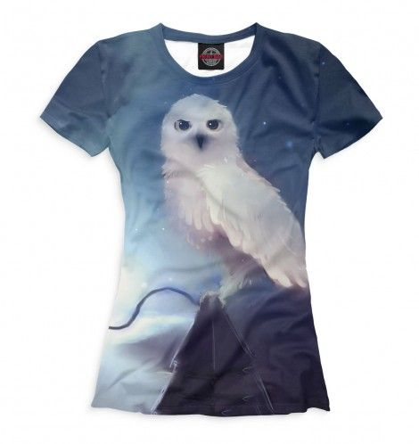 Ночная сова на одежде — http://fas.st/jdEw7