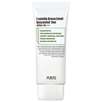 PURITO Centella Green Level Unscented Sun SPF50+ PA ...