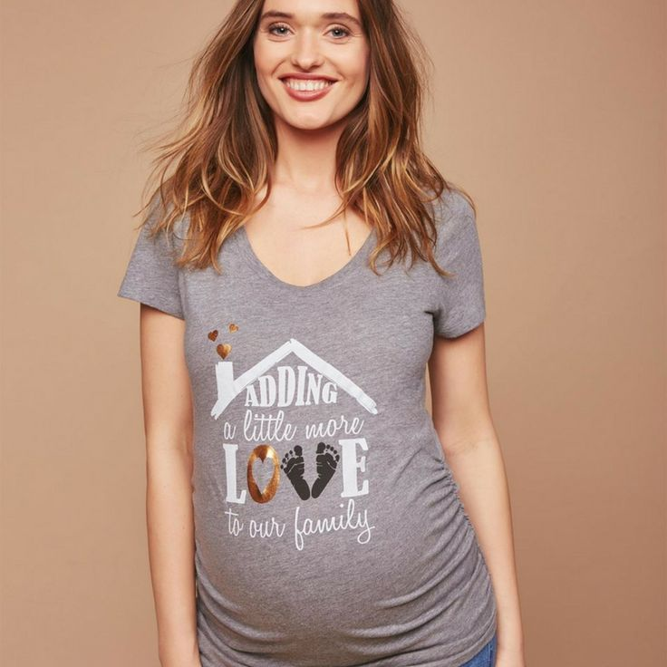 Funny Maternity Graphic Tee; Funny Maternity Graphic Tee. TP Availability: In stock. Rs This baby love maternity graphic tee will keep you at comfort during pregnancy and post pregnancy. Graphic Print in Front. Round Neck, Half Sleeves. Fabric & Care: Knit Cotton. Hand wash/ Machine wash in normal cycle.