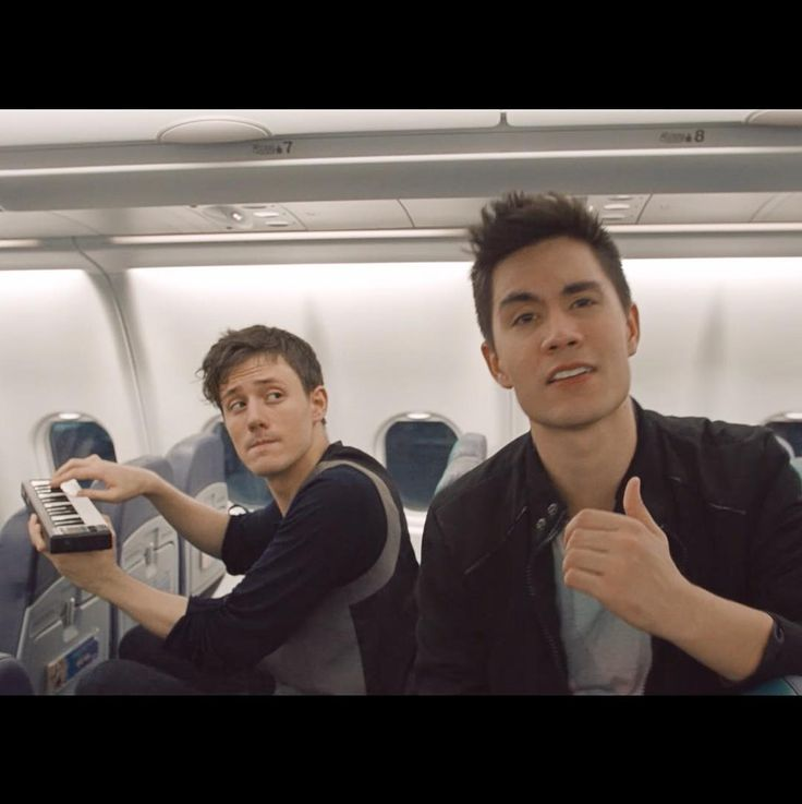 VIDEO ON SATURDAY!! A one-take with @TheSamTsui and Rita De Guzman on a beautiful @CebuPacificAir airplane... we did it!! :1 #ad by kurtschneider