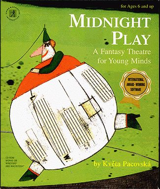 Kveta Pacovská – Midnight Play