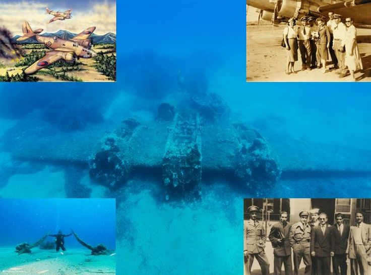 Unique photos and video of a rare Martin Baltimore WW2 bomber found in Ikaria island, Greece