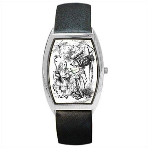 Alice In Wonderland Duchess Classic Art Wrist Watch