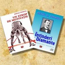 CD-uri inspirationale: un strop de motivatie & intinderi de diamante www.ideileluiadi.ro
