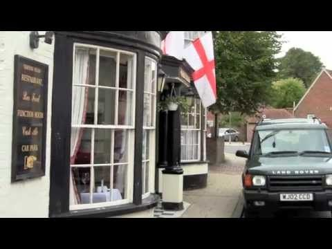 Titchfield Village, Hampshire, England