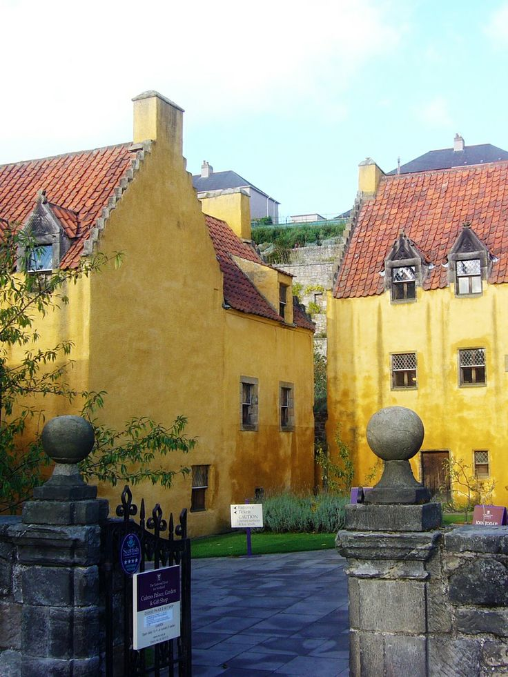 http://www.scotland.org/live-and-work-in-scotland/moving-to-scotland/# Culross Palace, Fife, Scotland
