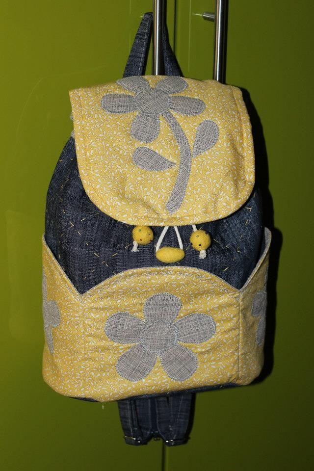 Dudás Julika - hátizsák