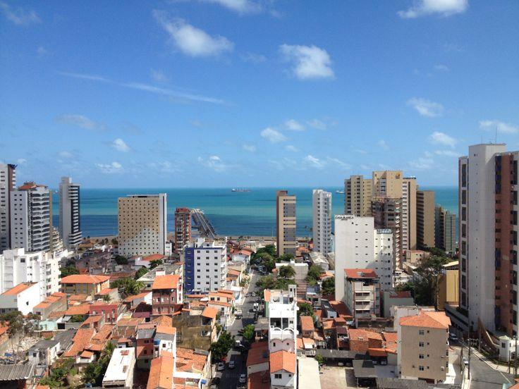 Fortaleza, Nordeste de Brasil 2013.