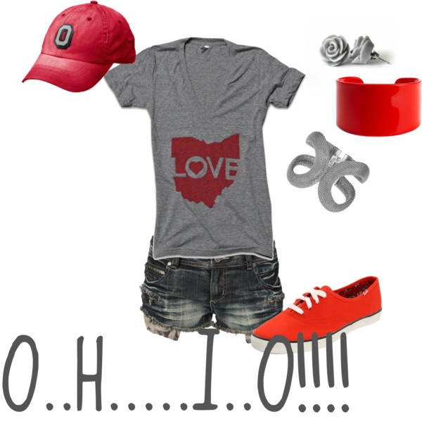 """OH...IO"": Fashionista Baby, Ohio Stuff, Secret Work, Oh Io, Fashion Inspiration"