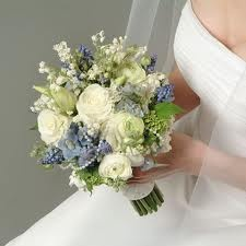 Hand tied embellished bouquet