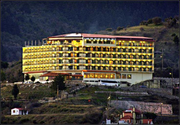 Lecadin Hotel, Καρπενήσι - Ευρυτανία - Στερεά Ελλάδα