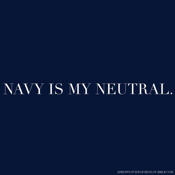 """Have really come to love navy the last few months! Crazy how something you were just """"meh"""" about suddenly becomes a passion!"""